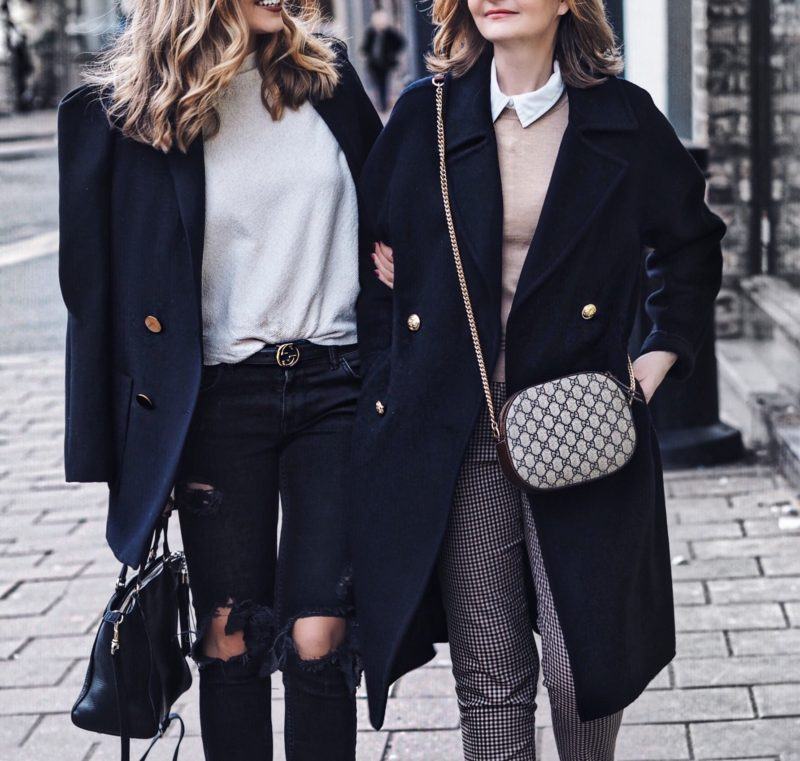 mother and daughter style
