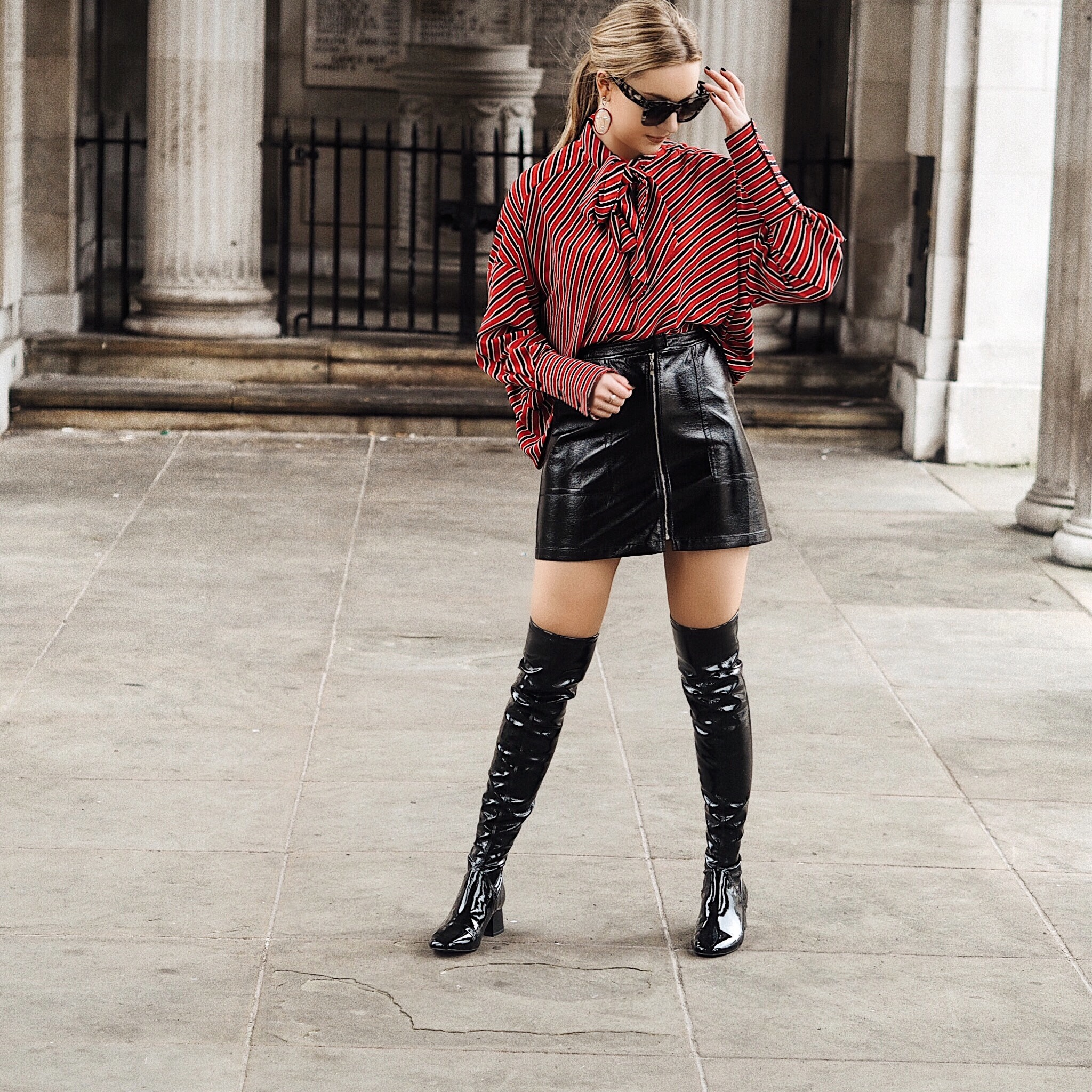 pvc-over-the-knee-boots - Lydia Tomlinson