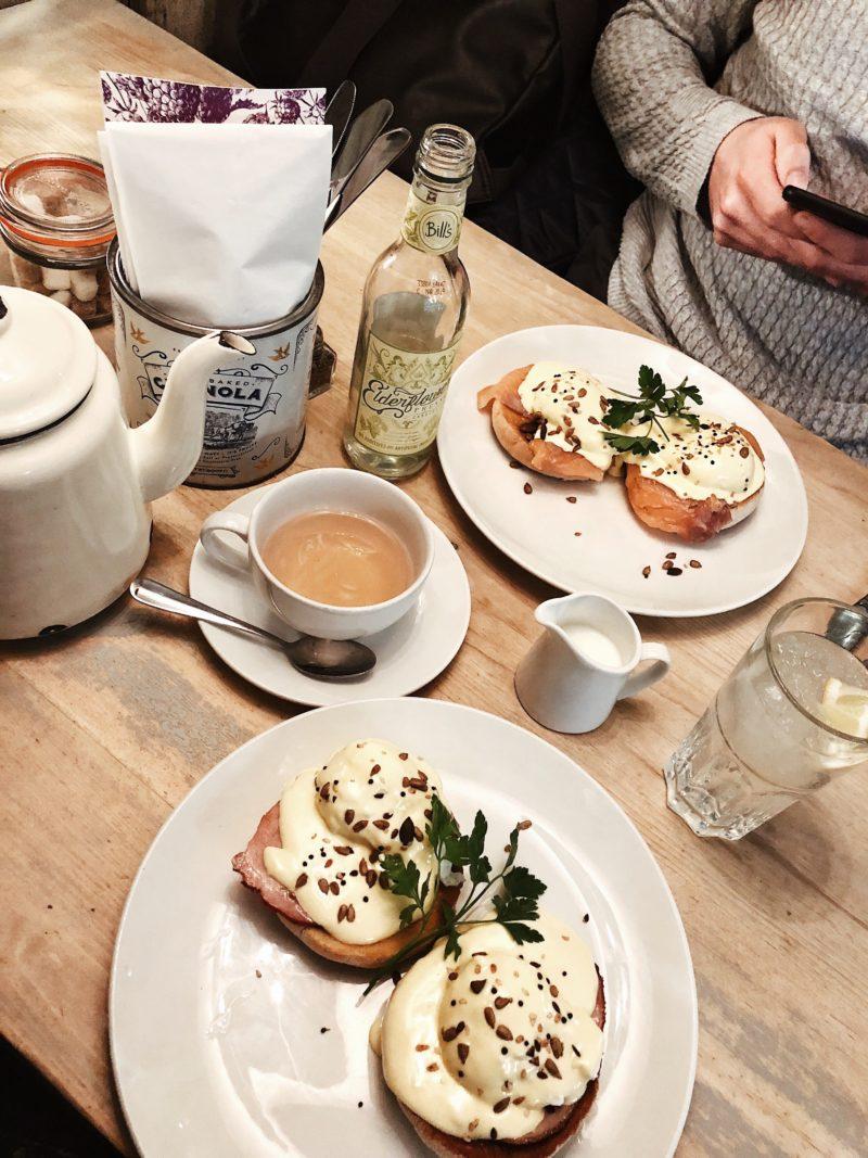 bill's breakfast