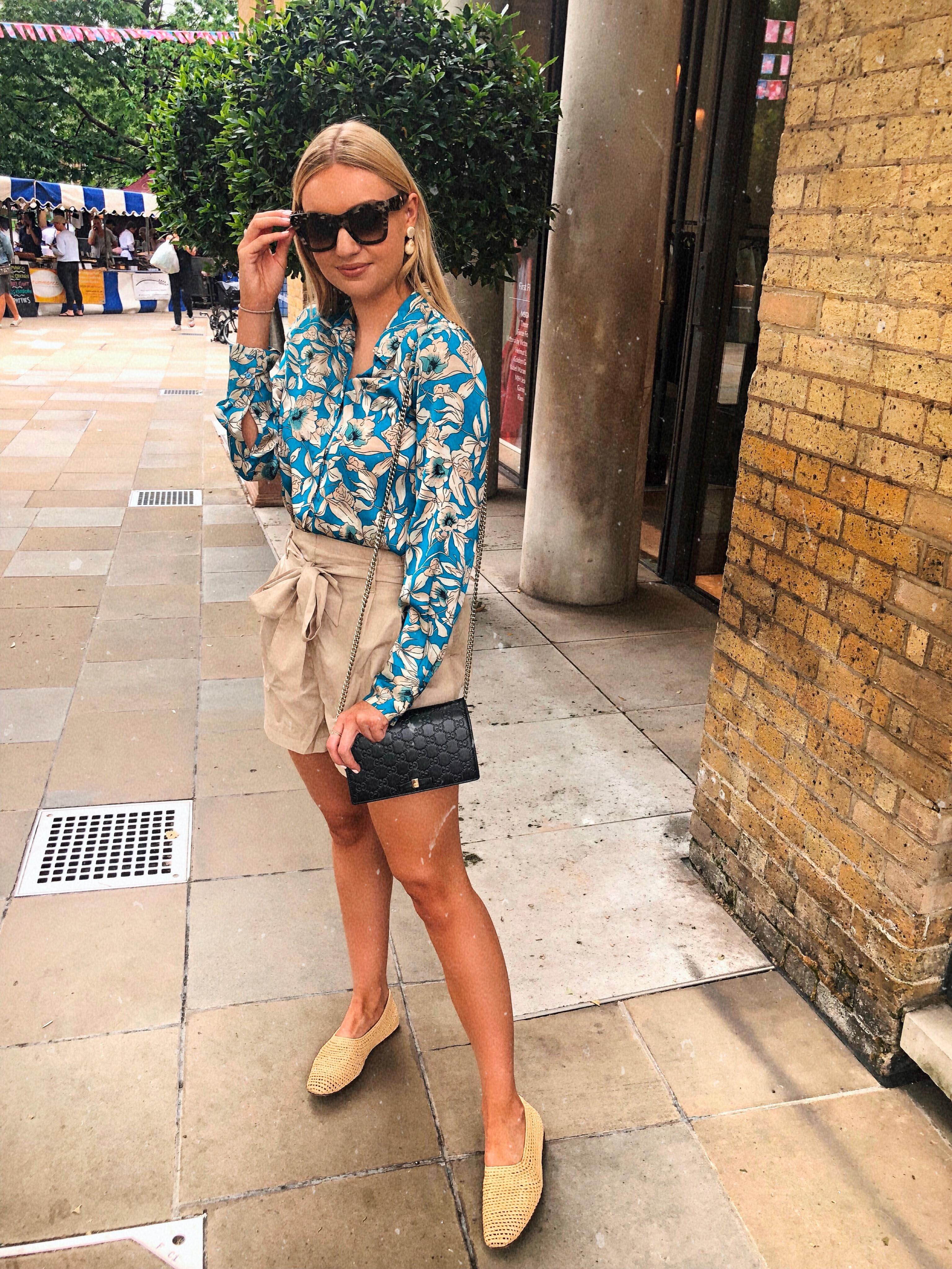 zara summer outfit